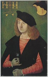 Portret van Hans Hochstatter