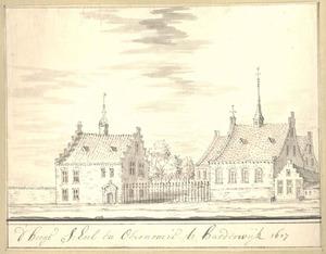 Harderwijk, de Hogeschool anno 1607
