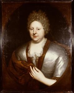 Portret van Elisabeth van der Winde (1656- )