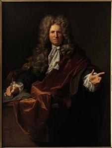 Portret van Nicolas Van Plattenberg (1631-1706)