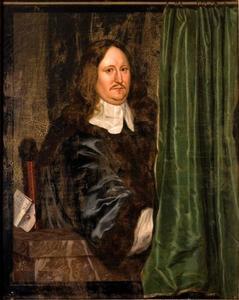 Portret van friherre Christer Bonde (1621-1659)