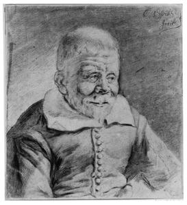 Portret van een oudere man