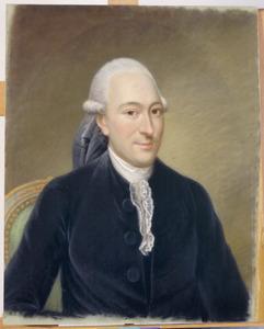 Portret van Aert van der Goes (1741-1889)