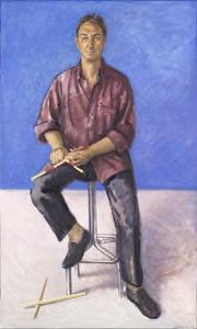 Portret van Paul Koek (1954- )