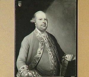 Portret van Jacob Willem baron van Eck (1727-1789)