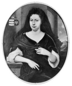 Portret van een vrouw, mogelijk Josina Sara van Brederode (?-1710)