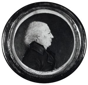Portret van Diderik (Dirk) van Hogendorp (1761-1822)
