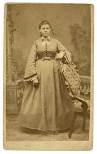 Portret van mevrouw Boursse
