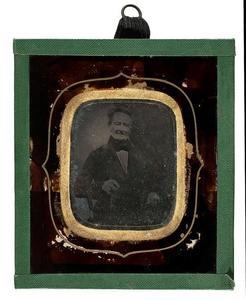 Portret van Gerhardus Lambertus Kniphorst (1789-1865)