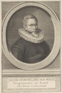 Portret van Jacob Cornelisz. van Neck (1564-1638)