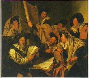 Rabbijnen in discussie