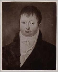 Portret van Hendrik Anthoon Paul Verheijen (1776-1829)