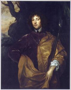 Portret van Philip Wharton, 4th Baron Wharton (1613–1696)