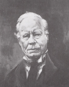 Portret van Jan Retel (1918-1984)