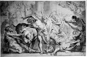 De triomf van de Eucharistie over het heidendom