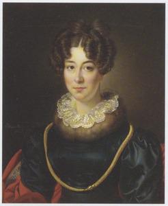 Portret van Johanna Barbara Rendorp (1794-1883)