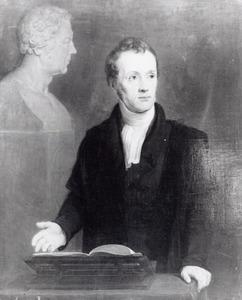 Portret van Frans van der Breggen (1783-1843)