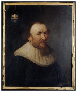 Portret van Pieter Pauw (1584-1647)