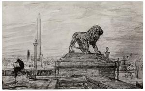 Egyptische obelisk