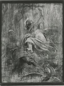 De opstanding van Christus ( Evangelie volgens Mattheüs 28: 1-10)