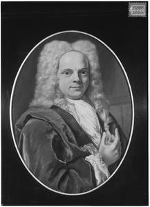 Portret van Jacob Bisdom (1696-1762)