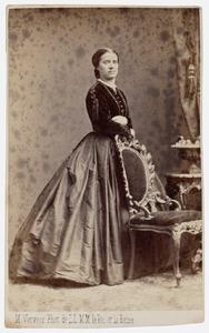 Portret van mogelijk van Vredenburgh