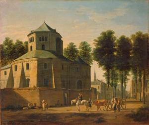 De Sint Maartenkerk te Bonn