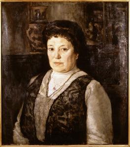 Portret van Anna C. Lenaertz