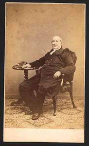 Portret van Jacob Cramer (1833-1895)