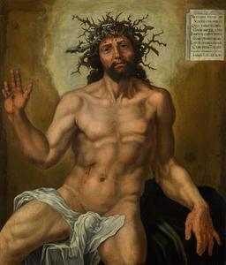 Christus als de Man van Smarten