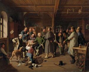 De dorpsrechter
