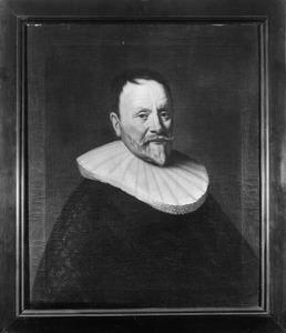 Portret van Simon van Alteren (....-1657)