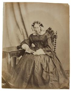 Portret van Johanna l' Empereur Edelinck (1792-1868)