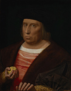 Portret van John Bourchier, 1st Baron Berners