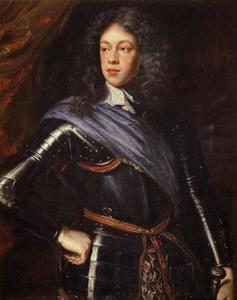 Portret van hertog Alfonso IV d'Este