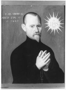 Portret van Adrianus Arboreus (1554-1615)