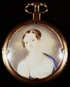 Portret van Paulina Cornelia Kolff ( -1862)
