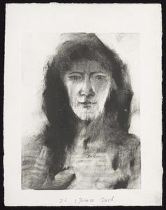 Portret van muze Susana