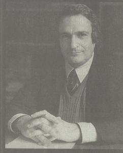 Portret van Bert W. Meijer