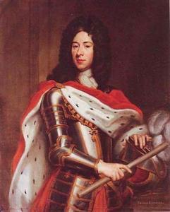 Portret van prins Eugen van Savoye-Carignan (1663-1736)
