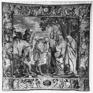 Decius Mus wordt tot de onderwereld gewijd