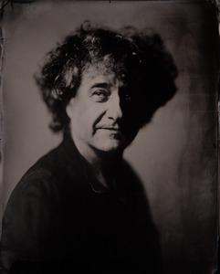 Portret van Huib van Wersch