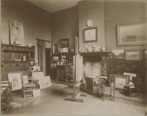 Atelier van C.N. Storm van 's Gravensande (1841-1924)
