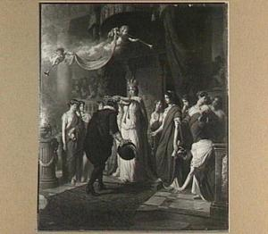 Amsterdam kroont P.C. Hooft