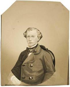 Portret van Pieter Samuel Berg (1832-1897)