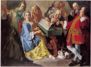 De kunsten: de muziek
