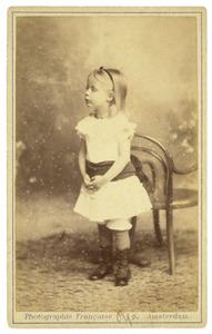 Portret van Olga Heldring (1880-1958)