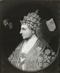 Portret van Adriaan Boeyens (1459-1523)