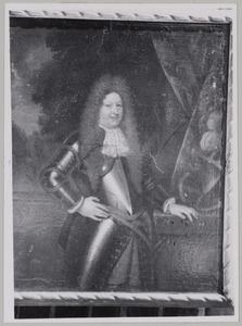 Portret van een man, mogelijk Cornelis van Aerssen (1646-1728)