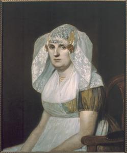 Portret van Anna de Mailly (1778-1847)